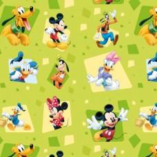 Minnie és Mickey gyerek függöny