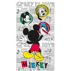Mickey egér fest gyerek függöny