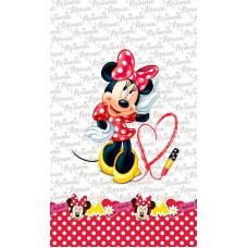 Minnie egér, Daisy kacsa gyerekfüggönyeres gyerekfüggöny