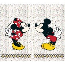 Minnie egér , Mickey egér szerelmes gyerek függöny